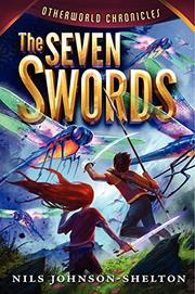 Cover art for THE SEVEN SWORDS