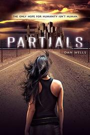 Cover art for PARTIALS