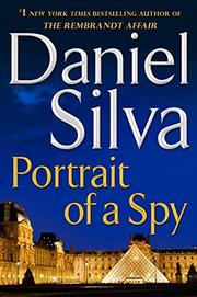 Cover art for PORTRAIT OF A SPY