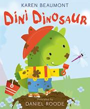 Cover art for DINI DINOSAUR