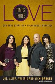 Book Cover for LOVE TIMES THREE