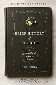 Cover art for A BRIEF HISTORY OF THOUGHT