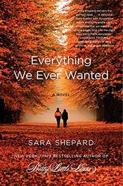 Cover art for EVERYTHING WE EVER WANTED