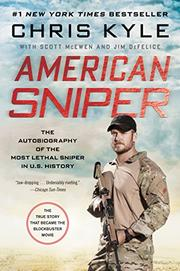 Cover art for AMERICAN SNIPER