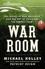 Book Cover for WAR ROOM