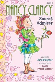 Cover art for SECRET ADMIRER