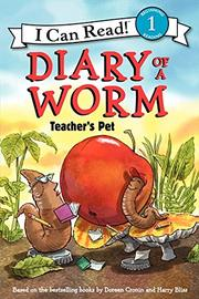 DIARY OF A WORM by Lori Haskins Houran