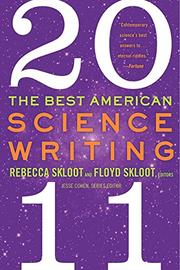 Cover art for THE BEST AMERICAN SCIENCE WRITING 2011