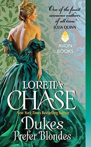 DUKES PREFER BLONDES by Loretta Chase