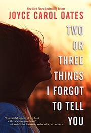 Book Cover for TWO OR THREE THINGS I FORGOT TO TELL YOU