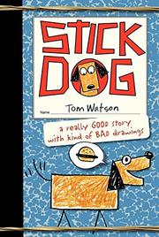Book Cover for STICK DOG!