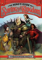 Cover art for THE HERO'S GUIDE TO SAVING YOUR KINGDOM