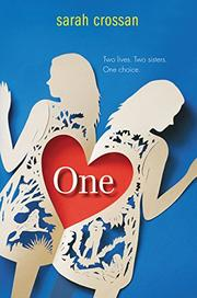 ONE by Sarah  Crossan