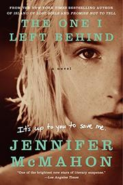 Cover art for THE ONE I LEFT BEHIND