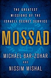 MOSSAD by Michael Bar-Zohar