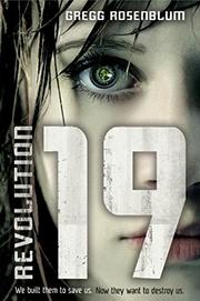 Book Cover for REVOLUTION 19