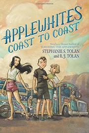 APPLEWHITES COAST TO COAST by Stephanie S. Tolan