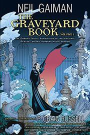 THE GRAVEYARD BOOK GRAPHIC NOVEL by Neil Gaiman