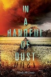 IN A HANDFUL OF DUST by Mindy McGinnis