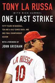 Book Cover for ONE LAST STRIKE