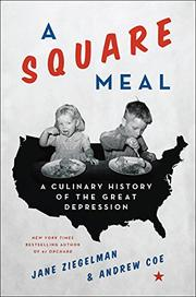 A SQUARE MEAL by Andrew Coe