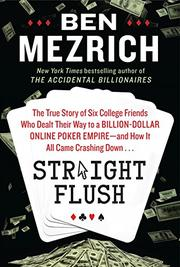 STRAIGHT FLUSH by Ben Mezrich