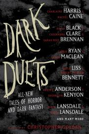 DARK DUETS by Christopher Golden