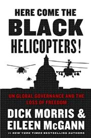 Book Cover for HERE COME THE BLACK HELICOPTERS!