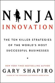 Cover art for NINJA INNOVATION