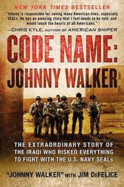 "CODE NAME: JOHNNY WALKER by ""Johnny Walker"""
