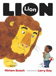 LION, LION by Miriam Busch