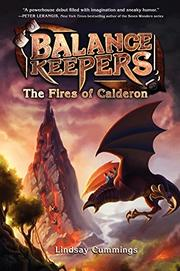 THE FIRES OF CALDERON by Lindsay Cummings