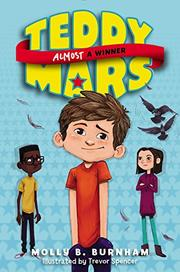 TEDDY MARS by Molly B. Burnham