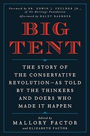 Book Jacket for: Big Tent