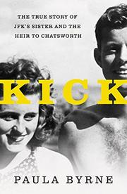 KICK by Paula Byrne