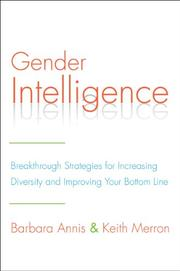 GENDER INTELLIGENCE by Barbara Annis