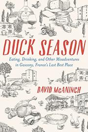 DUCK SEASON by David McAninch