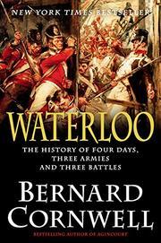 WATERLOO by Bernard Cornwell