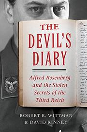 THE DEVIL'S DIARY by Robert K. Wittman