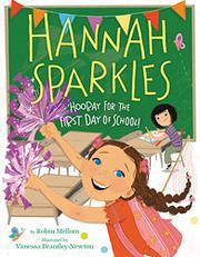 HANNAH SPARKLES by Robin Mellom