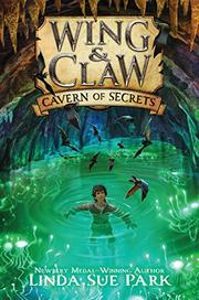 CAVERN OF SECRETS by Linda Sue Park