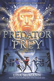 PREDATOR VS. PREY by Lisa McMann
