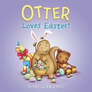 OTTER LOVES EASTER! by Sam Garton