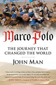 MARCO POLO by John Man