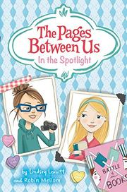 IN THE SPOTLIGHT by Lindsey Leavitt