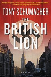THE BRITISH LION by Tony Schumacher