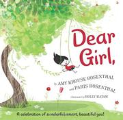 DEAR GIRL, by Amy Krouse Rosenthal