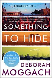 SOMETHING TO HIDE by Deborah Moggach