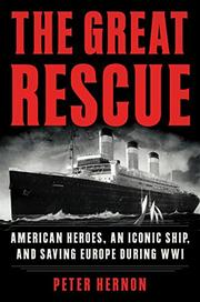 THE GREAT RESCUE by Peter Hernon