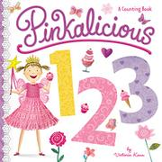 PINKALICIOUS 123 by Victoria Kann